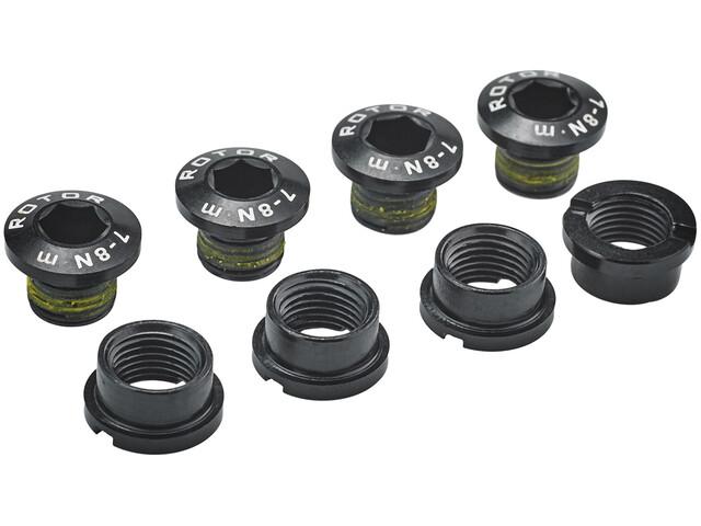 Rotor MTB XC2 SRAM XX - 4 tornillos / 4 tuercas negro